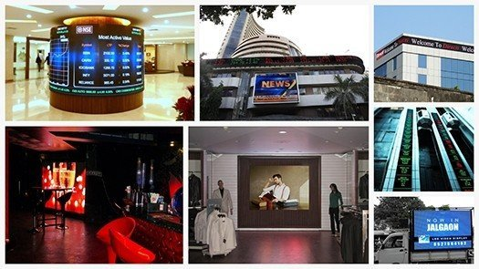 India's Leading LED Video Wall Manufacturer