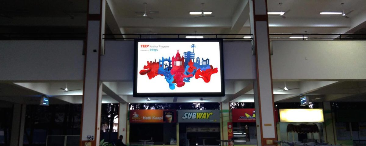Asta Series LED Display At Westside by Trent Store, Bengaluru - Xtreme Media