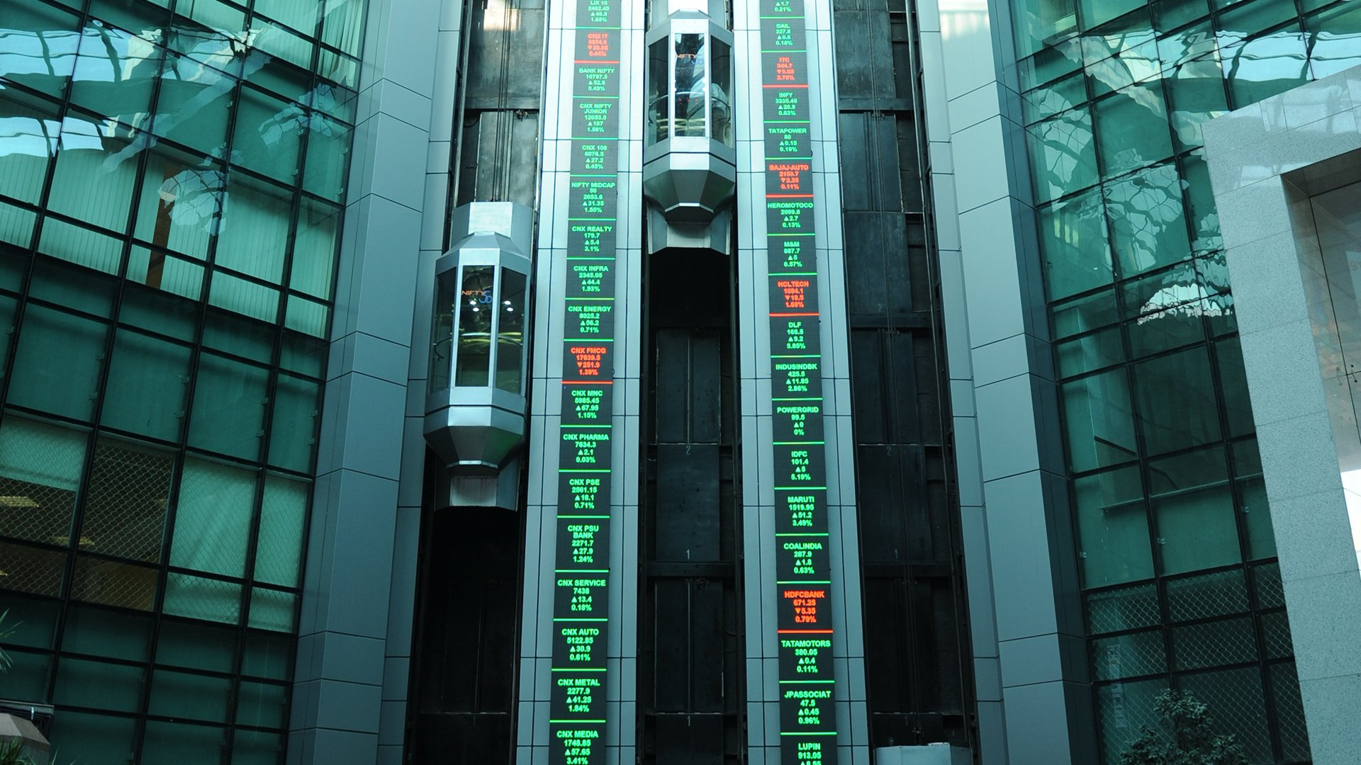 LED Tickers for Stock Markets