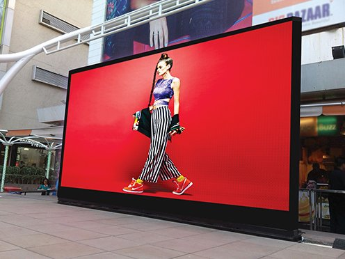 Led Display Solutions For Retail Store