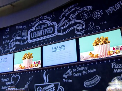 How Restaurants And Food Chains Can Utilize Digital Menu Boards? - Xtreme Media
