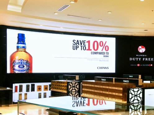 Luxury Brands Go The Digital Way With LED Display Screens - Xtreme Media