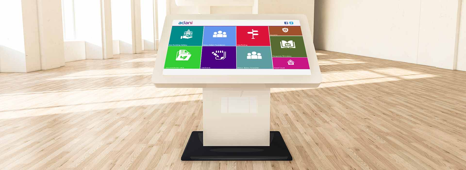 Interactive Digital Signage Solutions