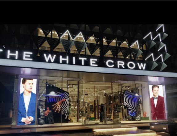 Indoor Highbrightness LED Videowall for Whitecrow Ahmedabad