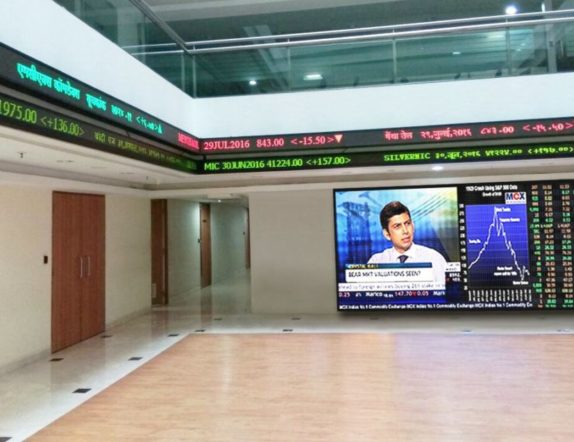 Indoor LED Video Wall Solution for MCX Mumbai