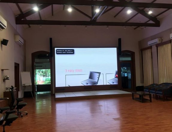 Indoor LED Video Wall for BPCL Training Centre 01 1