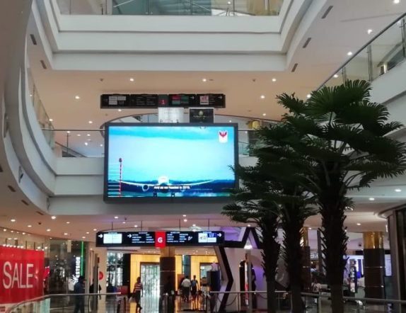 Indoor LED Videowall for Phoenix Pune 2