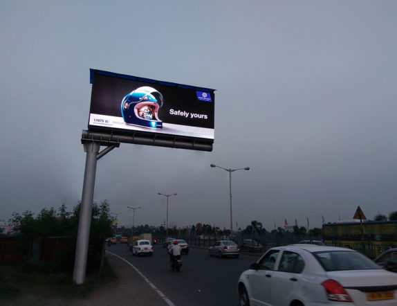 Outdoor LED Video Wall for SELVEL Dooh 2
