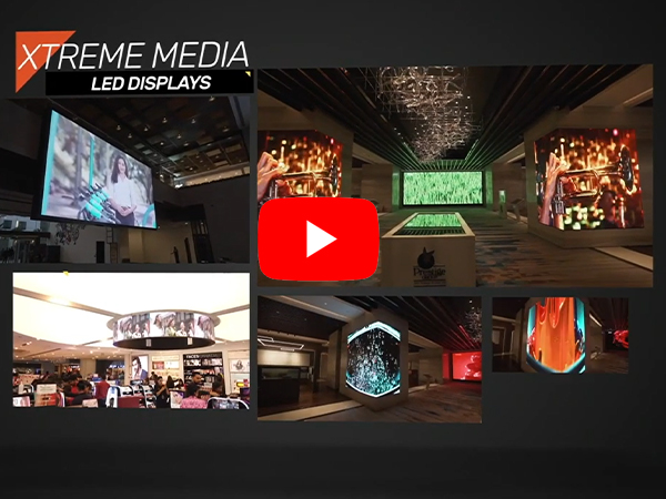 LED Video Wall Solutions – Create an Experience Like Never Before 1